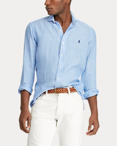 ae2a9c2a Men's Casual Shirts | Men's Oxford Shirts | Ralph Lauren UK