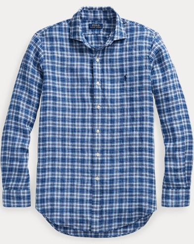 8c95a9fc Men's Flannel Shirts, Button Downs, & Oxford Shirts | Ralph Lauren