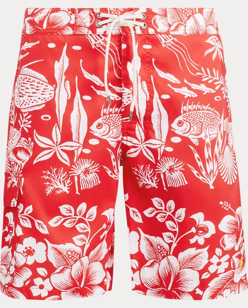 cd0f0d9539 Big & Tall Kailua Coral Swim Trunk 1