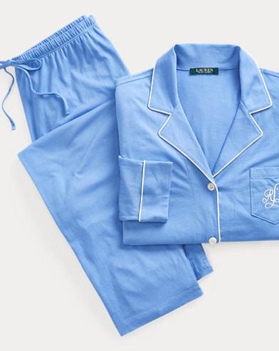 Cotton-Modal Pajama Set
