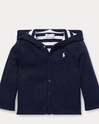 Reversible Cotton Jacket
