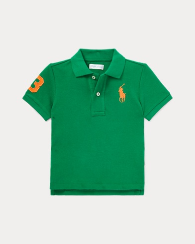 4f099bbf58875 Baby Boys  Polos  Short and Long Sleeved Polo Shirts   Ralph Lauren