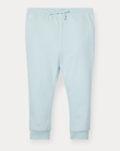 Pantalon en interlock de coton
