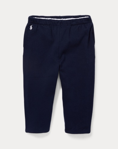 Reversible Cotton Pull-On Pant