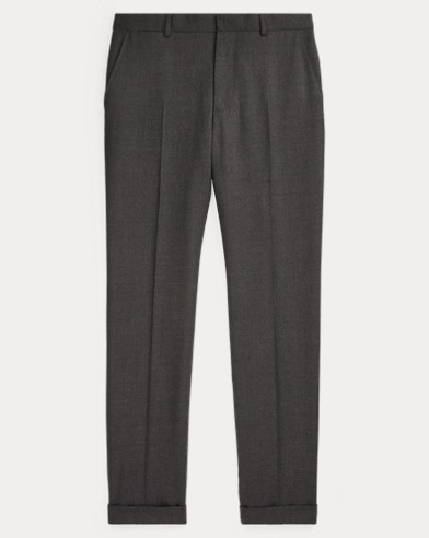 Polo Lightweight Wool Trouser