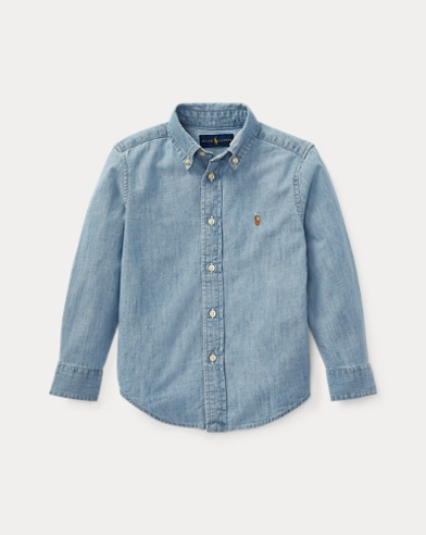 Cotton Chambray Shirt