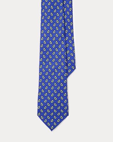 Neat Silk Club Tie
