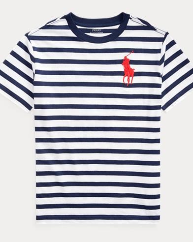 Maglietta in jersey di cotone