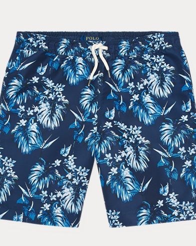 Captiva Reversible Swim Trunks