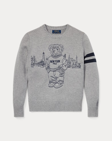 Pull Polo Bear New York