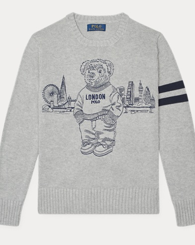 Pull Polo Bear Londres