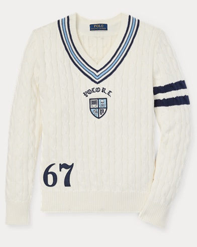 Cotton Cricket Jumper