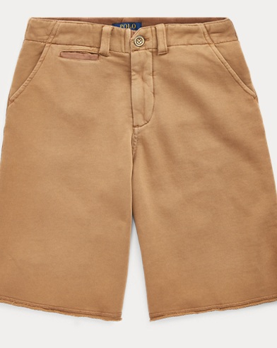 Cotton French Terry Shorts