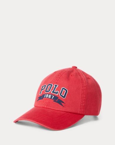 87c3920e26def Cotton Chino Baseball Cap