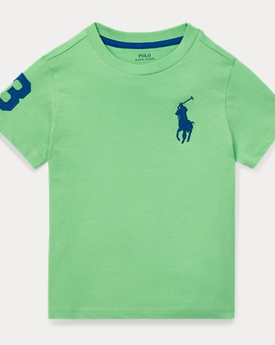 14fb84b2592f Big Pony Cotton Jersey Tee