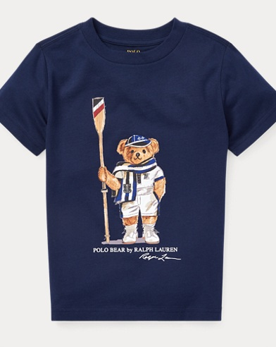 Regatta Bear Cotton Tee