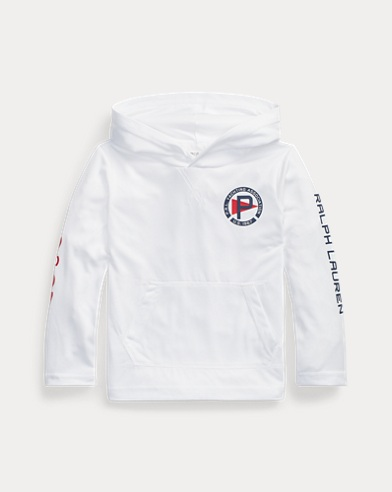 Performance Graphic Hoodie