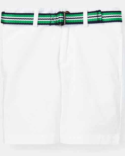 Short slim stretch à ceinture 923985f1843