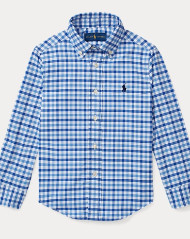 Performance Poplin Shirt