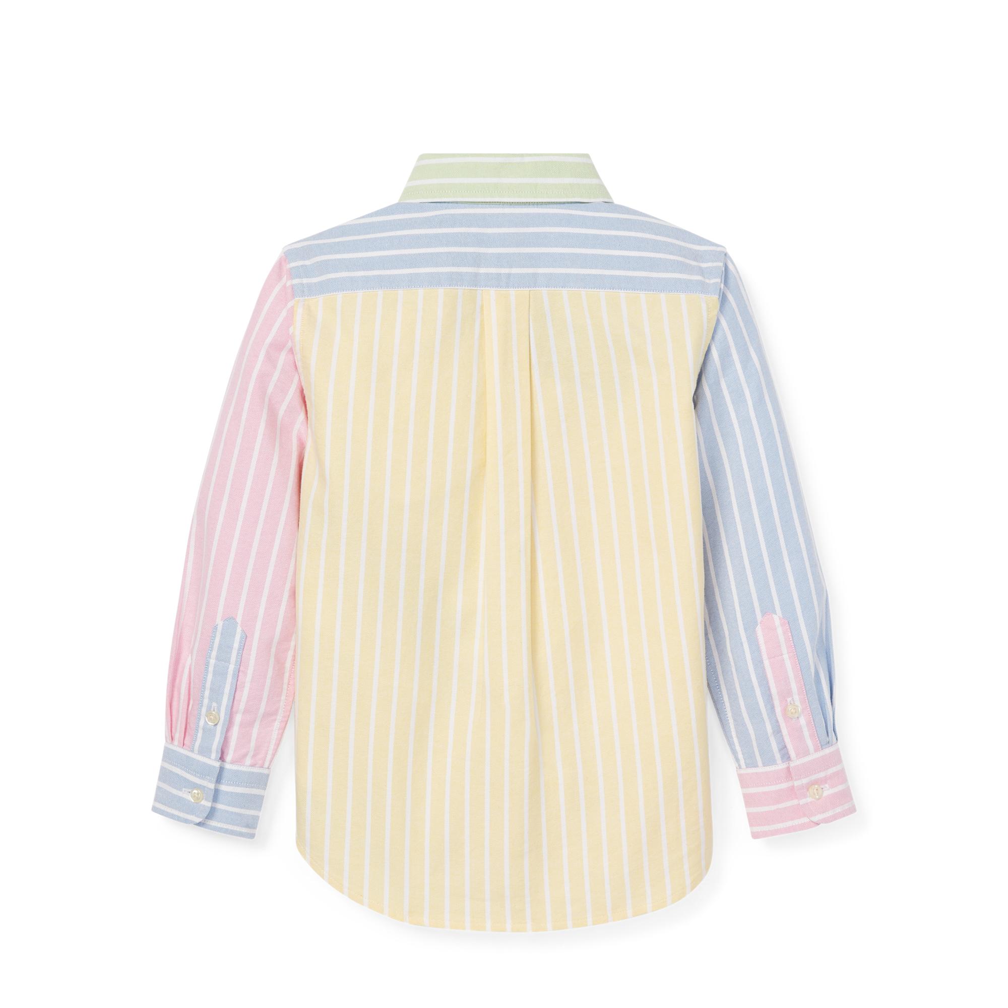 f69c986bcc Striped Cotton Fun Shirt
