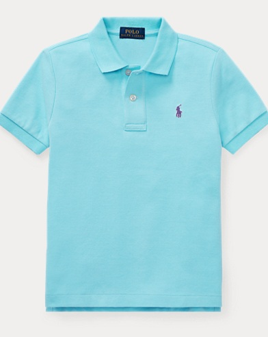 33205b30545 Boys' Polo Shirts - Short & Long Sleeve Polos | Ralph Lauren