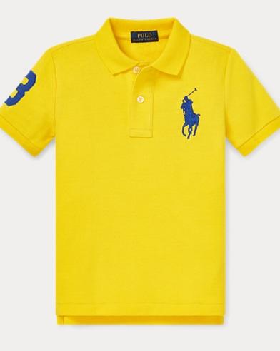 7e86a9df72d Boys  Polo Shirts - Short   Long Sleeve Polos