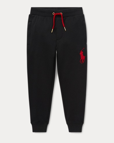 Big Pony Double-Knit Joggers