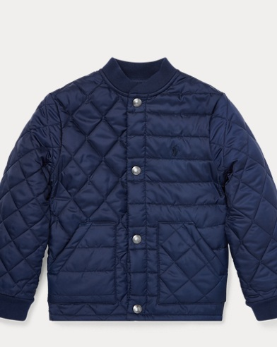 37b7bb53f5c3 Quilted Jacket