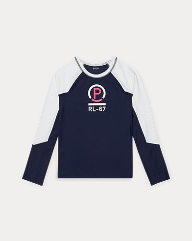 CP Stretch-Blend Rash Guard