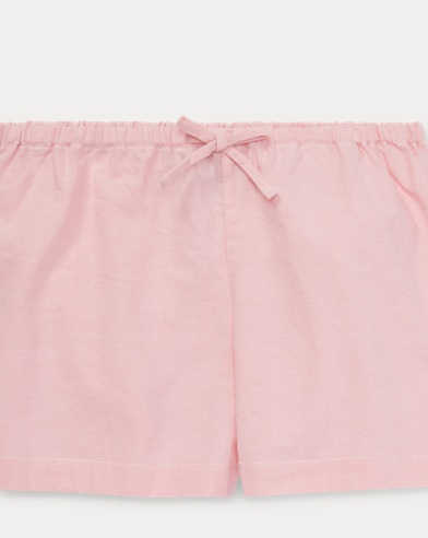 Cotton Oxford Woven Short
