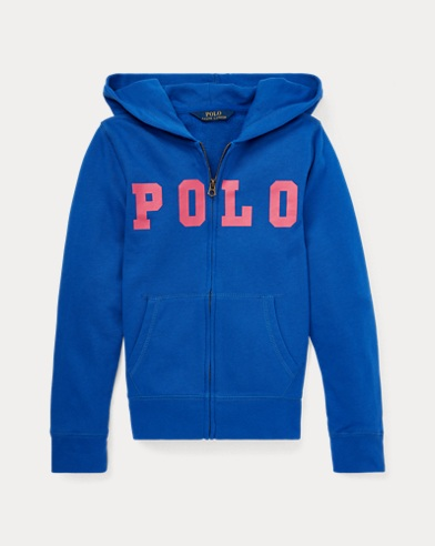 Polo Atlantic Terry Hoodie