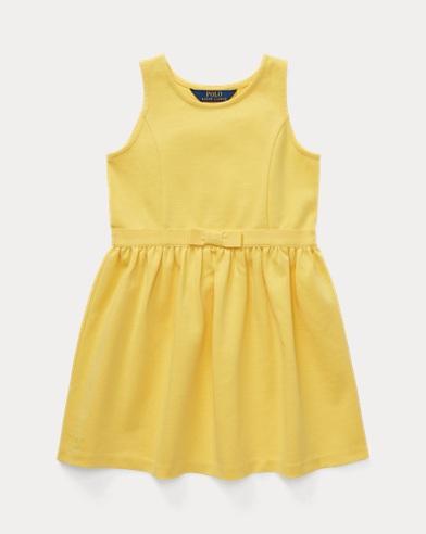 Ponte Sleeveless Dress
