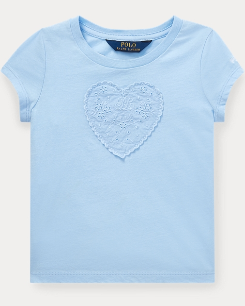 9709504c41a744 GIRLS 1.5-6.5 YEARS Cotton Jersey Graphic Tee 1