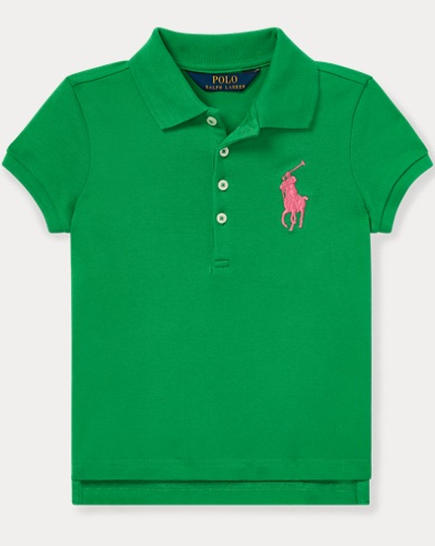 Polo mit Big Pony