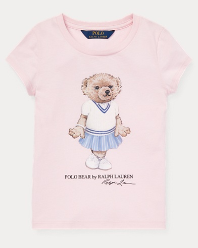 Cricket Bear Cotton Tee