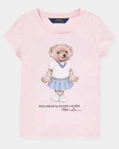 Maglietta in cotone Cricket Bear