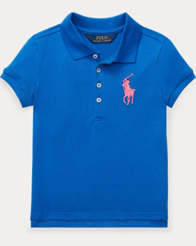 Big Pony Polo Shirt