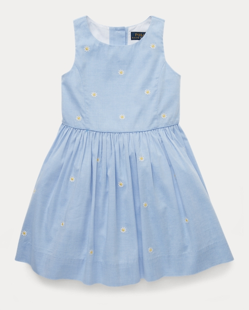 92e8c7bddb GIRLS 1.5-6.5 YEARS Daisy Fit-and-Flare Dress 1