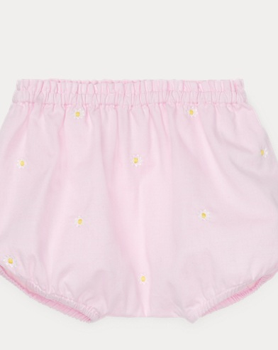 Daisy Cotton Oxford Bloomers