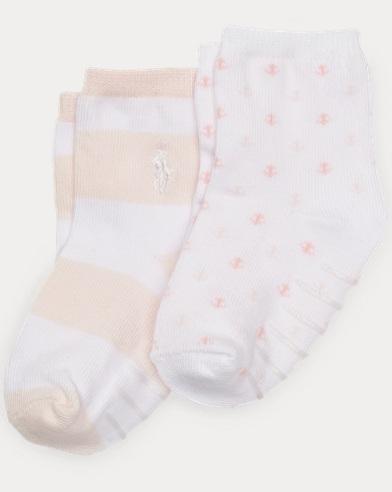 Lot 2paires de chaussettes sport