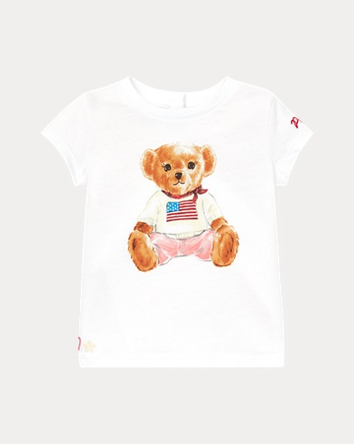 Polo Bear Cotton Tee