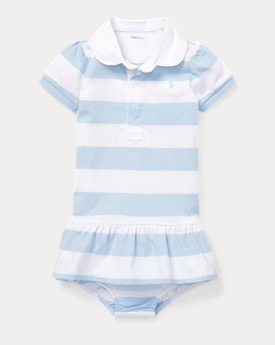 Cotton Jersey Rugby Dress