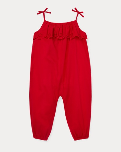eeb9d739f Baby Girls' & Toddlers' Sleepwear, Pajamas, & PJ Sets | Ralph Lauren