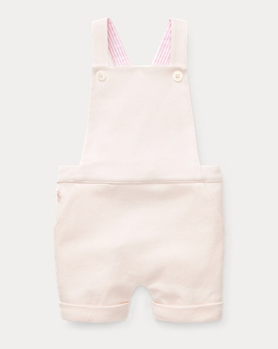 Cotton Interlock Overall