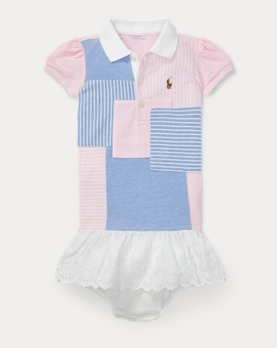 b793ba1ba Designer Baby Girl Clothes & Outfits | Ralph Lauren UK