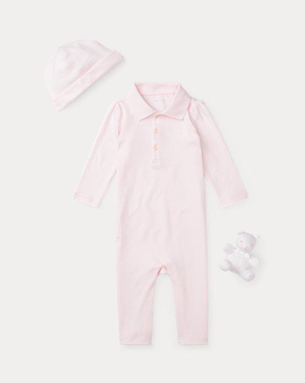 Set regalo da 3 pezzi per neonato