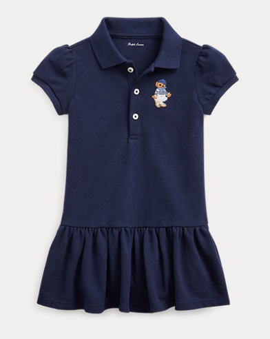 7b7c49db3 Newborn Baby Girl Clothing & Accessories | Ralph Lauren