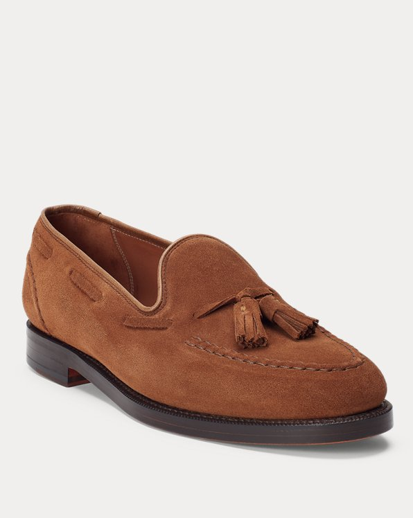 Booth Suede Loafer