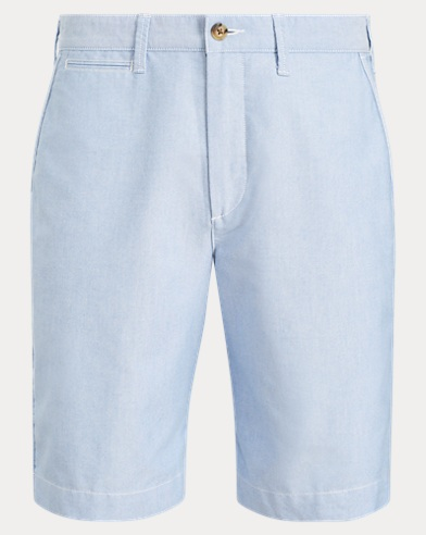 Relaxed Fit Oxford Short