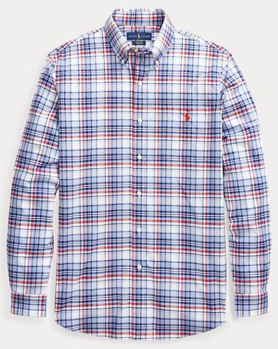 840940ddc9ff Classic Fit Plaid Shirt. Take ...